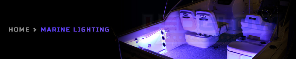 LED Marine Boat Lights