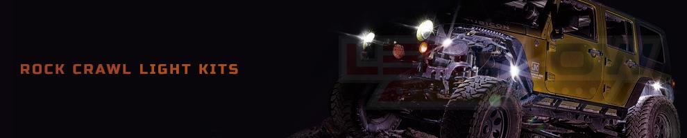 LED Rock Crawl Lights