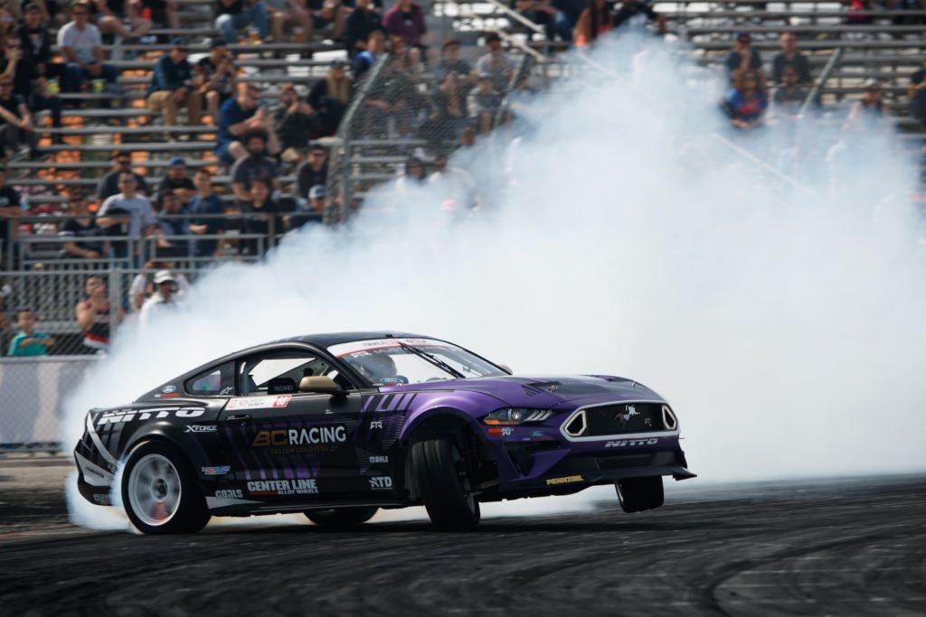 Chelsea DeNofa's Mustang RTR