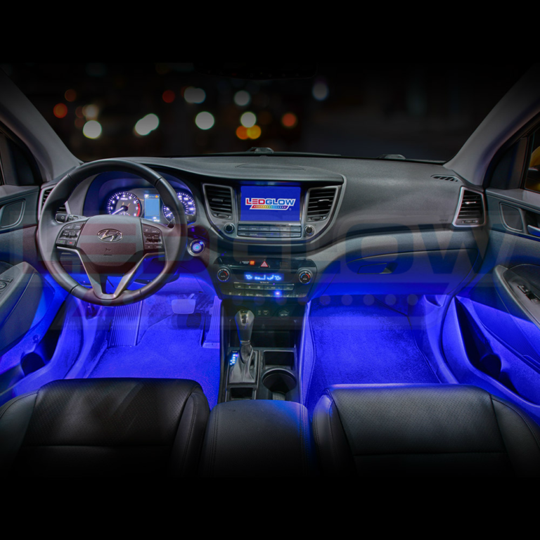 LEDGlowu0027s light kits are not only for enhancing the look and feel of the outside of your car or truck. With our Single Color LED Interior Lights ... & LEDGlow Single Color LED Interior Lights 2.0: Added Style for the ...