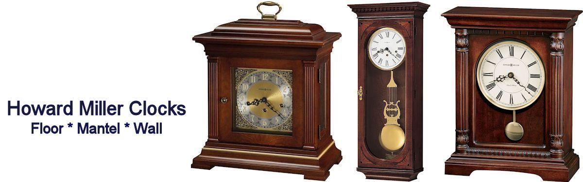 buy now - Howard Miller Clocks