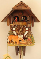 Rombach and Haas 1 Day Musical Chalet Cuckoo Clock by 1311