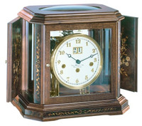 22841 030340 Limited Edition Keywound Mantel Clock by Hermle