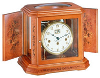 22841 160340 Limited Edition Keywound Mantel Clock by Hermle