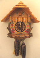 Rombach and Haas Black Forest Chalet Cuckoo Clock 8210