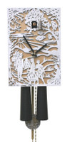 Rombach and Haas Filigree Cuckoo Clock SN341