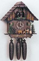 Schneider 8 Day Chalet Cuckoo Clock  8TMT 5403/10