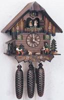 Schneider 8 Day Chalet Cuckoo Clock 8TMT 5407/10