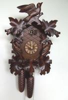 Schneider Birds & Leaf 8-Day Cuckoo Clock 8T 112/9