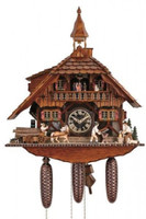 Schneider 8 Day Chalet Cuckoo Clock 8TMT 595/9