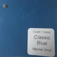 Sheet - Classic Blue Marine