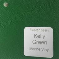 Sheet - Kelly Green Marine