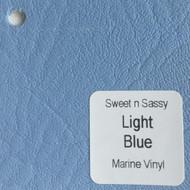 Sheet - Light Blue Marine