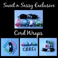 Sweet n Sassy Exclusive Cord Wraps