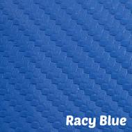 Sheet - Racy Blue Textured Marine Vinyl