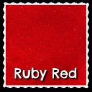 Roll - Ruby Red Sparkle Mirror Vinyl