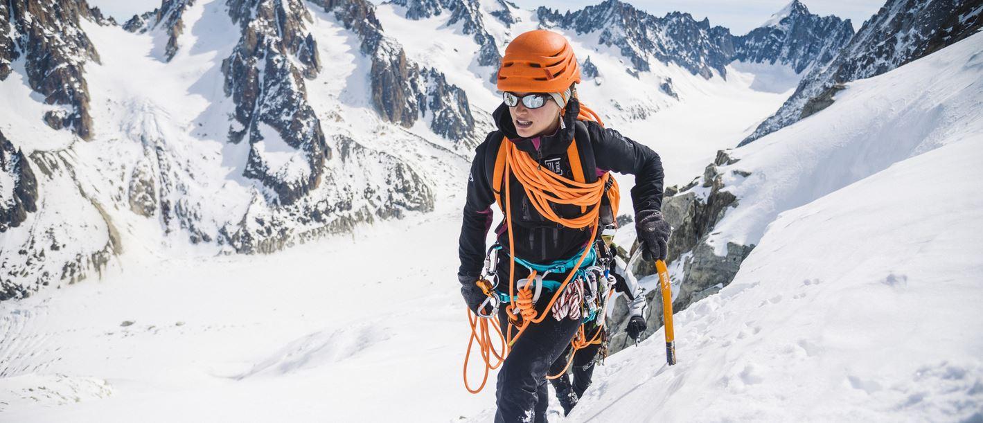 Ice Climbing Gear from Petzl and Black Diamond