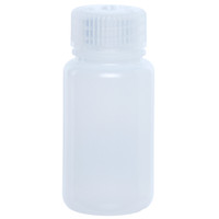 Nalgene Poly Wide Mouth Round Bottle BPA Free 2 oz