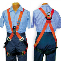 Rock-N-Rescue WINDH Industrial Full Body Harness Medium