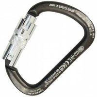 Kong X-Large Steel Twist Lock ANSI Black
