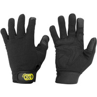 Kong Skin Gloves Black