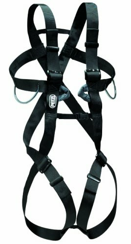 how to wear full body harness
