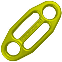 Kong Gigi Belay Device Yellow