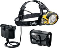 Petzl E54B Ultra Vario Belt 520 Lumens