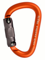 Rock Exotica C1_A Pirate Auto-Lock Carabiner
