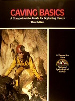 NSS Caving Basics 3rd edition