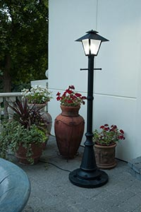 Patio & Planter Lamps