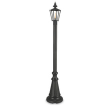 Islander - Citronella Patio Lantern - Black