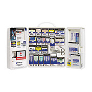 SmartCompliance - First Aid Kit - Large First Aid Kit, 14inh X 4 1/8inw X 13ind  - SmartCompliance Large First Aid Kit