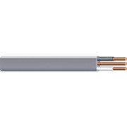 Southwire - Cable - 250 Ft. 14 Ga 2-Conductor Plastic Building Cable In Grey
