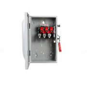 Siemens - Circuit Breaker - 250/480/600v 60a 3-Pole Non-Fusible Safety Switch