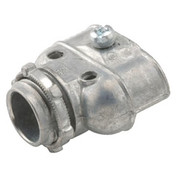 """Raco - Hubbell - 3/8"""" In. Uninsulated Die Cast Zinc Connector"""