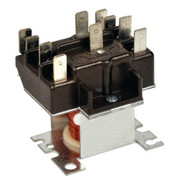Mars Motors - 120 Volts 2PDT Switch Relay Jard