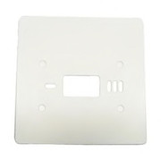 Proselect - Thermostat Wall Plate White