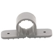 PROFLO - Clamp - 1 Poly Copper Tube Size Two Hole Pipe Clamp