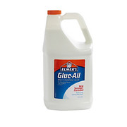 Elmer's - Glue Gallon Container - Gallon, 1 Count Glue-All Pourable Glue - Great for Making Slime!