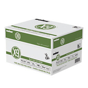 Boise - Paper - X-9 Paper, 8 1/2' X 14in, 20 Lb, Bright White, 500 Sheets Per Ream, Case of 10 Reams  - Boise X-9 Paper, 8 1/2' X 14in