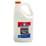 Elmer's - Glue - Washable School Glue, 128 Oz, White  - Elmers Washable School Glue