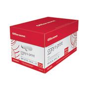 Office Depot - Paper - Copy & Print Paper, 8 1/2' X 11in, 20 Lb, 500 Sheets Per Ream, Case of 10 Reams - Copy Paper