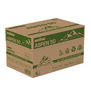 Boise - Copy Paper - ASPEN Multipurpose Paper, 8 1/2' X 11in, 20 Lb, 50% Recycled, 500 Sheets Per Ream, Case of 10 Reams - ASPEN FSC Certified Multipurpose Paper