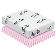 AbilityOne - Copy Paper - Skilcraft Color Xerographic Paper, 8 1/2' X 11in, 50% Recycled, Pink, 500 Sheets Per Ream, Case of 10 Reams  NSN1500334