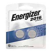 Energizer - Batteries - 3-Volt Calculator/watch Batteries, 2016, Pack of 2  - Energizer Small Electronic Batteries