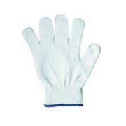Ansell - Gloves - Size 7 KleenKnit Special Low Linting Lightweight Nylon Glove