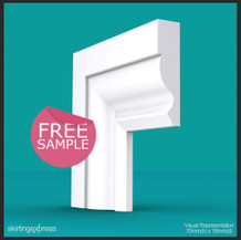 Ogee Architrave Sample