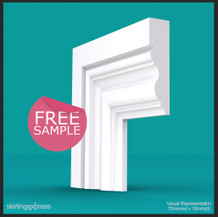 Profile 330 Architrave Sample