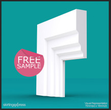 Stepped Architrave Sample